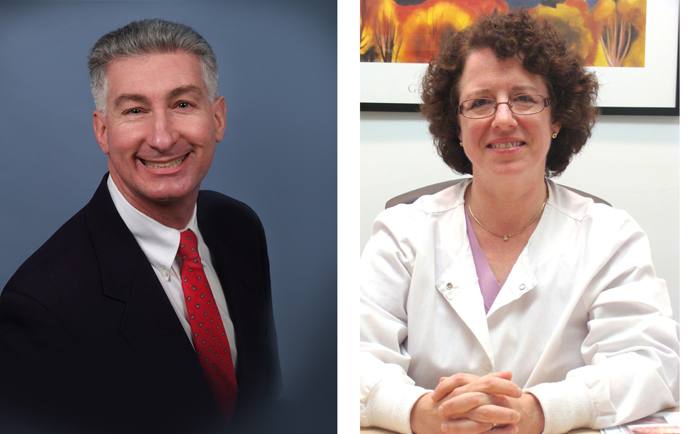 Dr. Lombardi and Dr. Rider